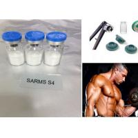 99.5% Purity SARMS Bodybuilding Andarine(S4) CAS 401900-40-1 for Muscle Growth and Fat Loss Manufactures