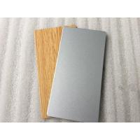 Anti - Water Aluminum Composite Cladding PanelsWith 1500 * 3000 * 4mm Size Manufactures