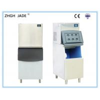 Crescent Shape Fast Ice Maker , Stainless Steel Hotel Use Automatic Ice Maker Manufactures