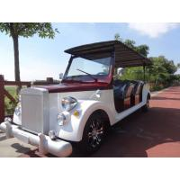 38.5KW Electric Vintage Cars Tours 8 person 30km/h Max Speed JH-JK0321 Manufactures