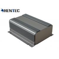Anodizing Aluminum Extrusion Enclosure Heater / Motor Shell Water Proof Manufactures