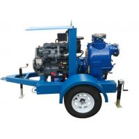 6 Inch Diesel Engine Self-Priming Centrifugal Sewage Water Treatment Pump Manufactures