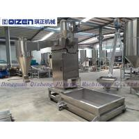 Plastic Dehydrator Centrifugal Dewatering Machine For File Recycling Line Low Noise Manufactures