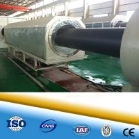en 253 standard polyurethane thermal insulation pipe steel pipes Manufactures