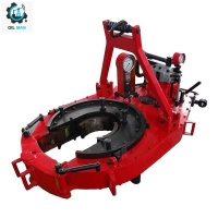 """TQ508-70Y Hydraulic Casing Power Tong 20"""" Casing With Hydraulic Backup Tong Manufactures"""