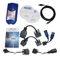 Heavy Duty Truck Diagnostic Scanner NEXIQ 125032 USB Link Software Diesel Manufactures