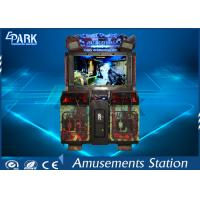 Quality Virtual Reality Shooting Arcade Machines Indoor Recreation Game For Amusement for sale
