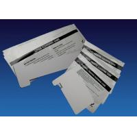 White Zebra Zxp Series 1 Cleaning Kit 105999 101 , Long Zebra Cleaning Card Manufactures