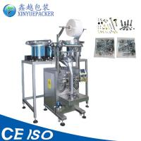 Multipurpose Automatic Screw Packing Machine , Bolt Packing Machine For Hardware Parts Manufactures