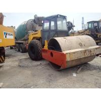 China Enclosed Cabin Used Road Roller Dynapac CA251D Road Construction Equipment New Tires on sale