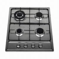 SS Gas Stove, Built-in Hob with 4 Burners  Manufactures