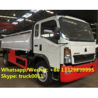 Quality customized OEM SINO TRUK HOWO 10M3 refueler truck for sale, Factory sale good for sale
