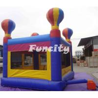 Plato 0.55mm PVC Tarpaulin Kids Inflatable Combo Bouncer for Entertainment Manufactures