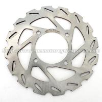 Motorcycle Brake Disc Quad Bike Rotors And Brakes CAN AM Outlander 400 500 Stainless Steel Manufactures
