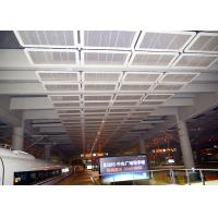 Buy cheap Interior Galvanized Iron Wire Expanded Metal Mesh Ceiling , Powder Coating from wholesalers