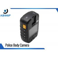 Lightweight Civilian Police Officers Wearing Body Cameras With 2.0 Inch LCD Manufactures