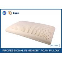Buy cheap Cotton Cover Latex Foam Rubber Pillow Size in 60 × 40 × 13 cm , Tempurpedic Pillow from wholesalers