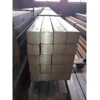 Quality Overhead Crane Accessories Square Solid Steel Bar / Hot Rolled Steel Flat Bar for sale