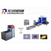 High Output Waste Plastic Recycling Pelletizing Machine 80~130kg/H Manufactures