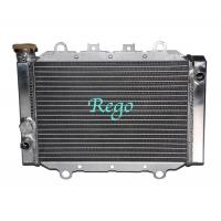 Quality Racing ATV Performance Aluminum Radiator For YAMAHA KODIAK 400 450 2003-2010 for sale