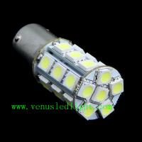Bright White 1157 P21/4W Car 24 5050-SMD LED Stop Brake Bulbs Lamps Lights N Manufactures