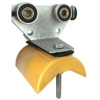 C Track Festoon System Plastic and Iron Cable Carriers Cable Trolley System Manufactures
