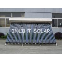 Solar Thermal Integrated Pressure Water Heater , 36 Tubes Solar Electric Water Heater Manufactures