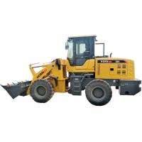 China 2T Grapple Small Wheel Loader 935 , Shovel Wheel Loader With Full Hydraulic Steering on sale