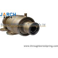 Round 3 / 8'' to 4''   pipe threading thermal oil rotary joint rebar coupler Max temperature:245℃ Manufactures