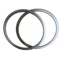 Quality High Stiff 38MM Carbon Road Bike Rims U Shape Clincher With Matte / Glossy Finishing for sale