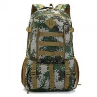 Army Green Hunting Military Tactical Day Pack Waterproof 50L For Outdoor Travel Manufactures