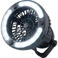 Buy cheap Rechargeable Camping Ceiling Fan / Portable Battery Operated Tent Fan from wholesalers