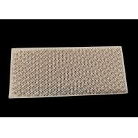 Industrial Ceramic Application and Cordierite Material infrared ceramic honeycomb Manufactures