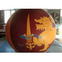 Advertising Custom Printed Helium Balloons High Air Tightness For Promotion Manufactures