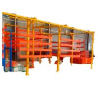 China Manufacturer Epoxy Powder Coating Machine powder coating line Manufactures
