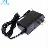 12V 1A Switching Power Supply Adapter With ABC PC Plastic Housing Manufactures