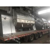 High Efficiency Landfill Leachate Roller Drum Dryer Manufactures