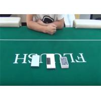 Special Portable External Battery Poker Cheat Card Scanner For Poker Analyzer System Manufactures