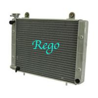 Customized Aluminum ATV Radiator For Polaris 1240140 / 1240418 / 1240459 Manufactures