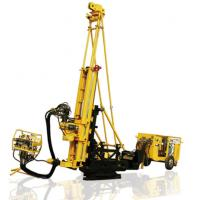 High Efficiency Underground Diamond Core Drilling Rig ( Wheel Type ) CKD600C
