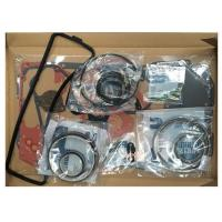 Black Rubber Cummins 4BT Auto Engine Repair Kits Upper And Lower Gasket Kit 3804896 3802375 Manufactures