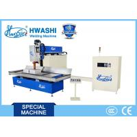 Automatic Seam Welding Machine CNC Stainless Steel Water Sink Application Manufactures