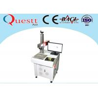 Metal Laser Marking Machine 20W Imported Scanner Rotary Device Manufactures