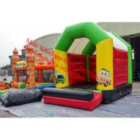 Quality Car theme bouncy castle  inflatable car bouncer trampoline for sale