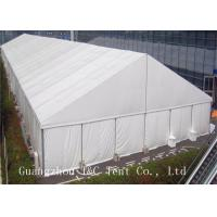 Marquee Outdoor Storage Tent Easy Maintenance For All Ground Situation Manufactures