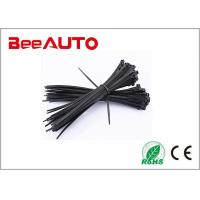 Quality 3.6*300mm Self-Locking Nylon Cable Ties 200Pcs/Pack Cable Zip Tie Loop Ties For for sale
