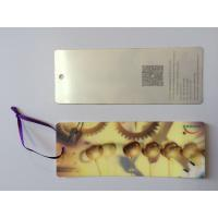 Full Color Offset Printing Personalized Bookmarks For Students , Pop 3d Bookmarks Manufactures