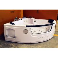 Mini Jacuzzi Freestanding Tub Whirlpool Air Tub With 2 Pcs Pillow 1400 * 1400mm Manufactures
