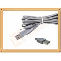 USB To 2.0 2 Pin Y Type Medial Tens Unit Leads PVC Insulation Manufactures