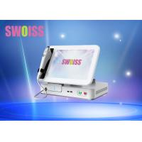 Salon HIFU Facelift Machine Focused Ultrasound For Wrinkle Removal Skin Tightening Manufactures